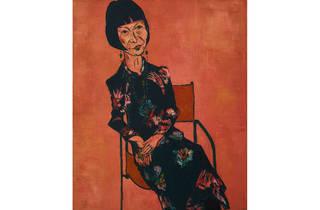 (Archibald finalist: Tony Costa, 'Claudia Chan Shaw')
