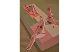 (Archibald finalist: Prudence Flint, 'Double')