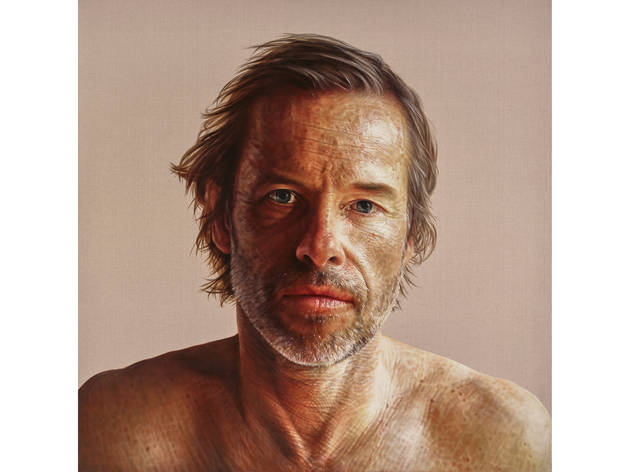 (Archibald finalist: Anne Middleton, 'Guy')