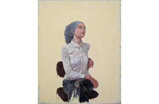 (Archibald finalist: Andrew Lloyd Greensmith, 'The serenity of Susan Carland')