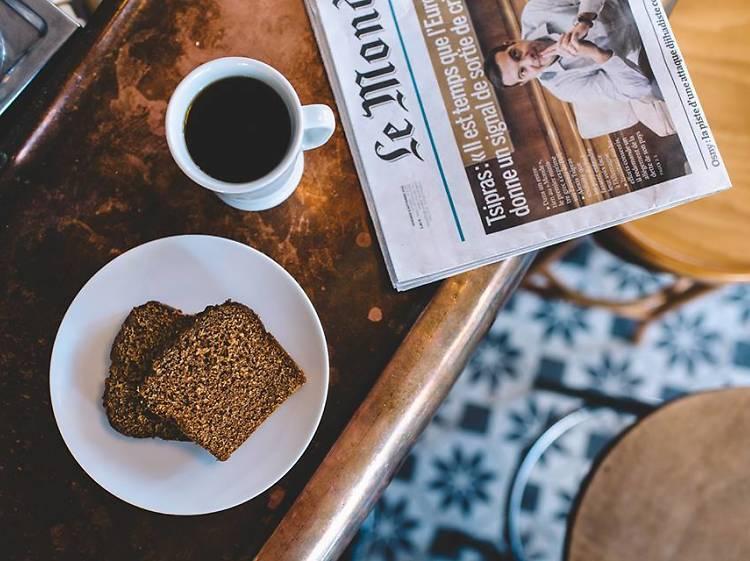 The 21 coolest cafés in Paris