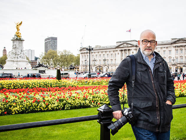 Tim Rooke, royal photographer