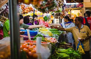 Tekka Market and Food Centre