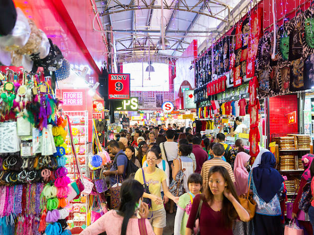 The best markets in Singapore