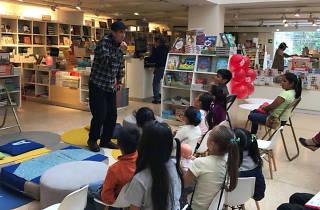 Actividades para niños en las librerías del FCE