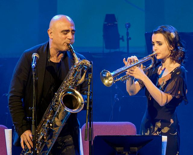 Festival Jardins de Pedralbes 2018: Andrea Motis & Joan Chamorro Big Band