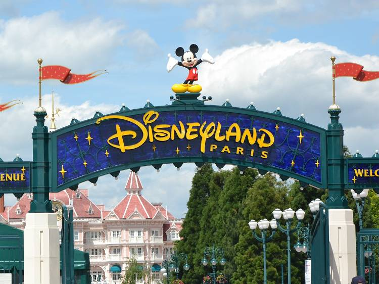 Get in touch with your inner child at Disneyland Paris