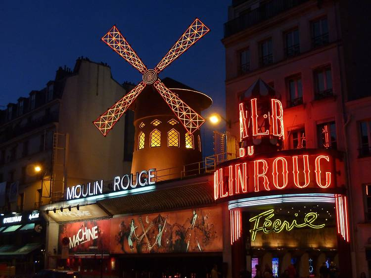 Montmartre and Pigalle area guide