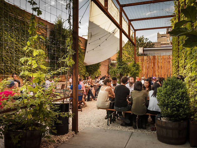 The 30 best outdoor bars in NYC