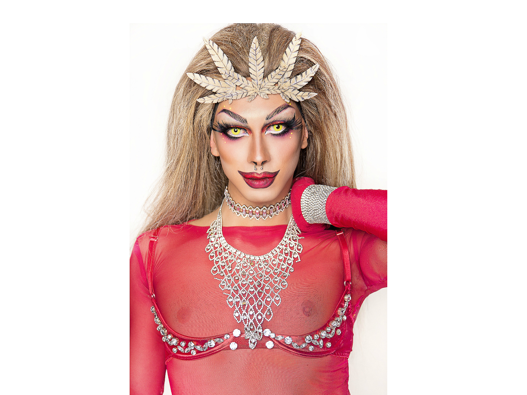 Eva Blunt, la drag más femenina