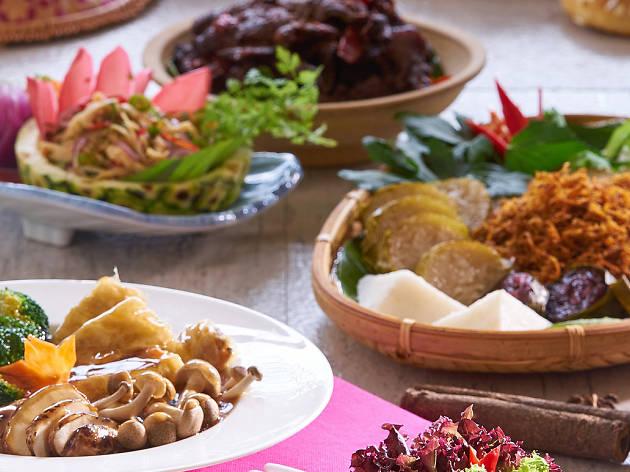 Zuan Yuan buka puasa menu