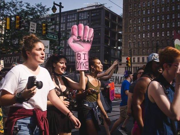 Philly Dyke March