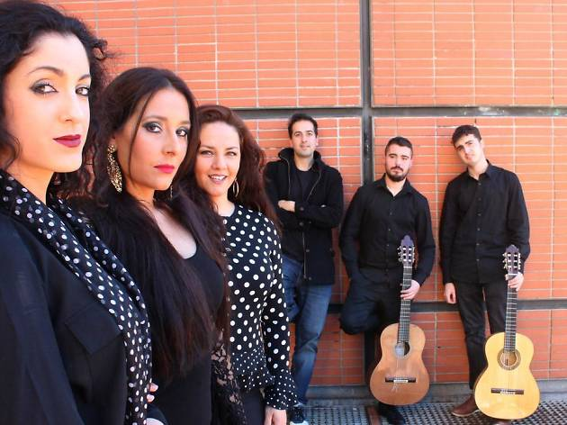 Ciutat Flamenco 2018: Tablao de Músics
