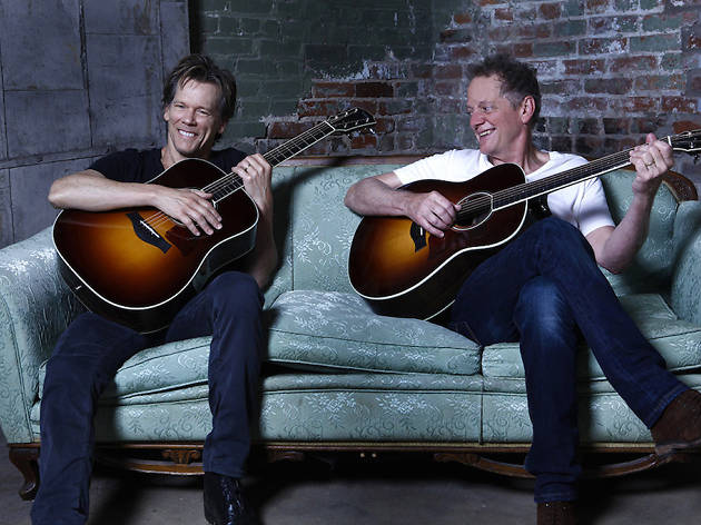 Michael and Kevin Bacon grew up in Philadelphia.