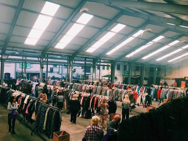 Peckham Warehouse Kilo Sale Weekend