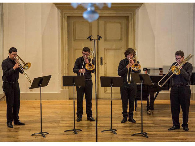 Vianna Bones Quartet
