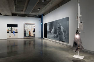 ('The shape of things to come', installation view, photograph by Christian Capurro)
