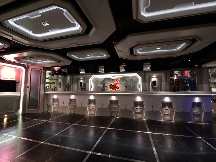 Indulge your inner kid at Secret Base by Hot Toys