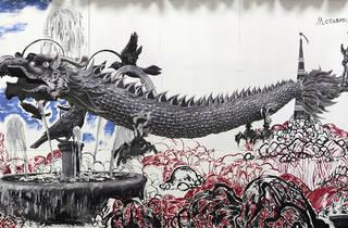 (Sun Xun, Magician Party and Dead Crow (still), 2016, image courtesy the artist. )
