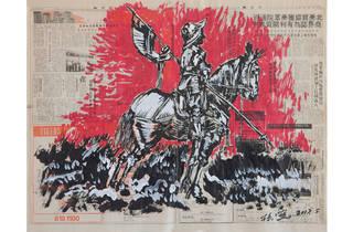 (Sun Xun, Heterodoxy III, 2017, image courtesy the artist )