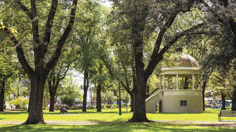 Edinburgh Gardens, North Fitzroy, Melbourne