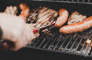Generic barbecue bbq barbeque image