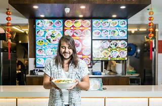 Secret Sydney__Hugh__ Happy Chef