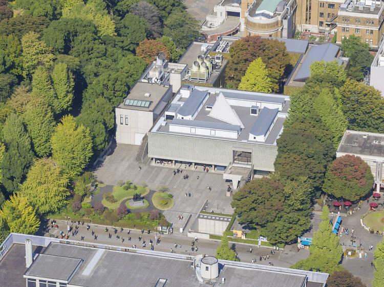 Best art museums in Tokyo