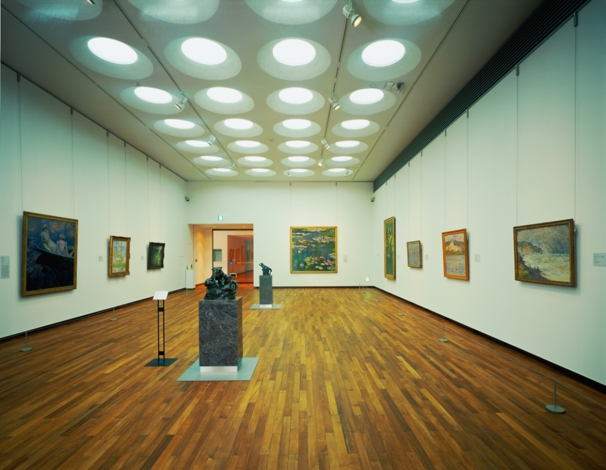 National Museum of Western Art, Monet hall
