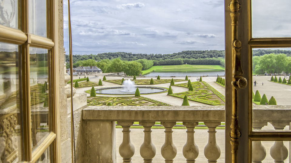Palace of Versailles and Gardens, Get Your Guide, 2018