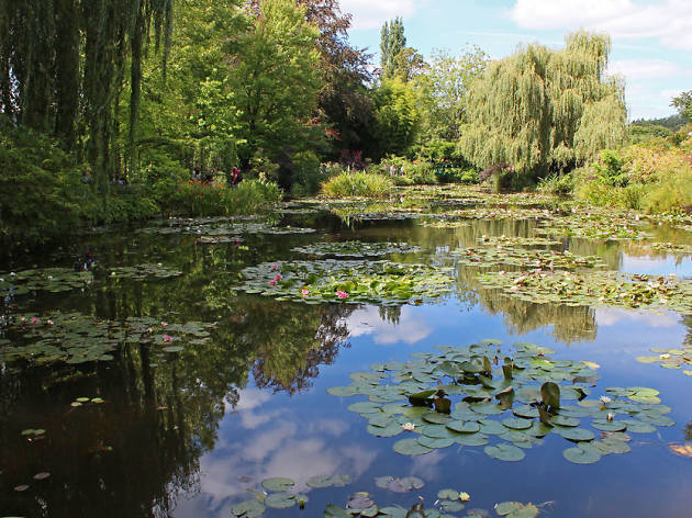 Monet's Giverny, day trip from Paris, 2018