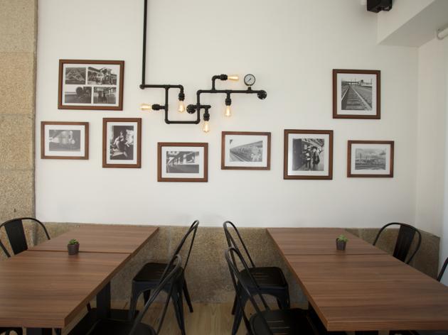 Restaurante Estação Maia