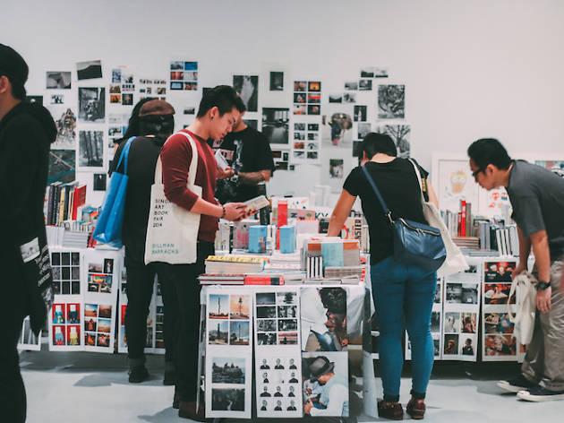 Singapore Art Book Fair