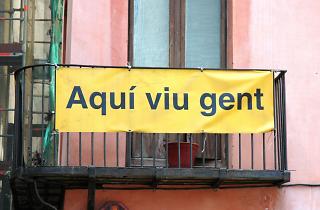 Els veïns de Ciutat Vella volen menys esdeveniments al barri