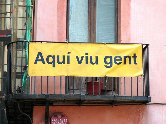 Ciutat Vella vol menys celebracions al barri