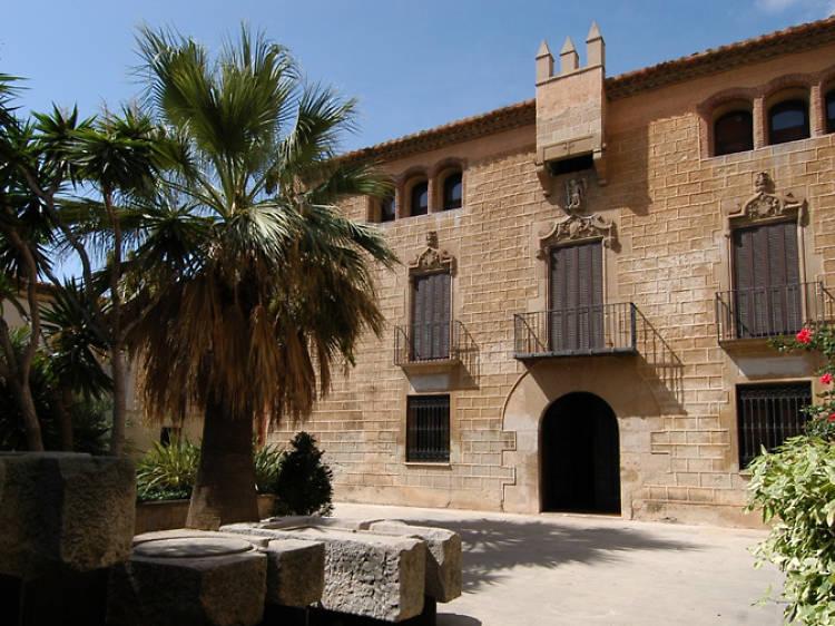 Museu de L'Hospitalet. Edifici de Casa Espanya