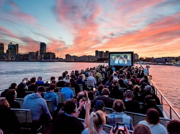 Movies on the River with City Cruises