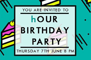 HОUR Birthday Party