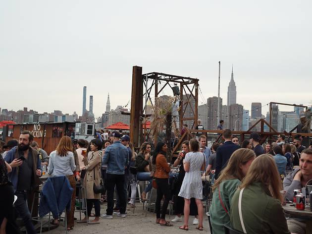 Brooklyn Barge Bar