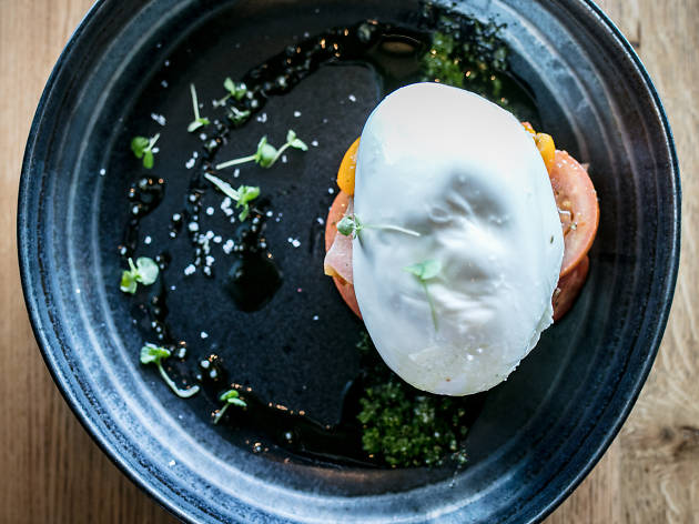 burrata do Sud