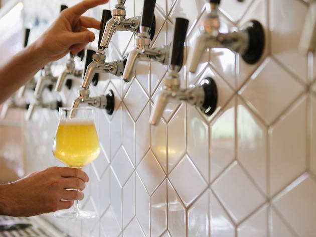 Signature Brew Tap Takeover Weekend