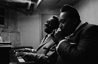 Otis Spann and James Cotton