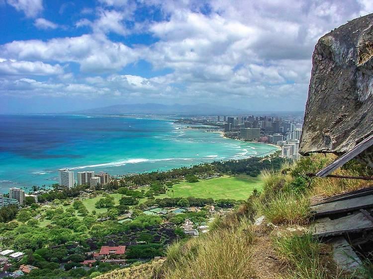 March: Hawaii