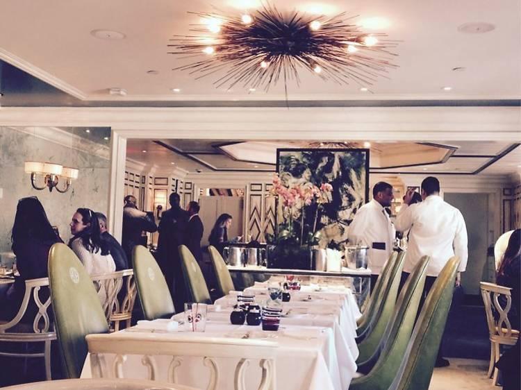 BG at Bergdorf Goodman