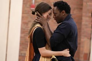 Othello rehearsal
