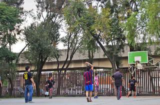 Ciudad Deportiva (Foto: Mattza Tobón)