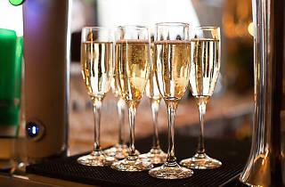 champaña de La Xampa García