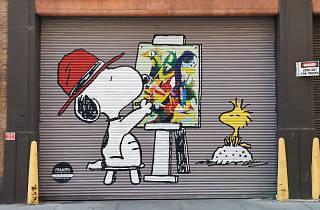 Peanuts Artist Collective es la nueva exposición de Snoopy en la CDMX