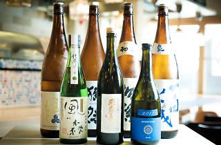日本酒バル 蔵のや 烏森口店
