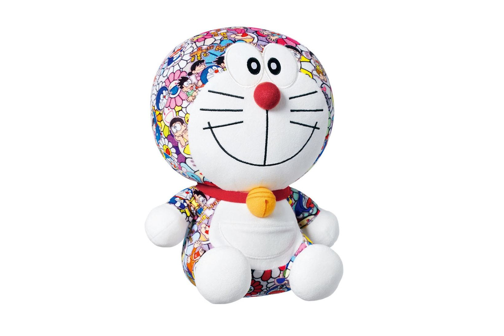 Uniqlo's Doraemon UT collab with artist Takashi Murakami hits stores on May 25